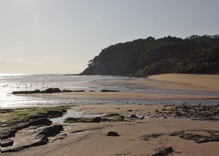 Playa de la Griega, Colunga, Asturias
